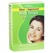 Andrea Face Wax Strips