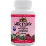 Milk Thistle 250 mg 60 Caps by Natural Factors