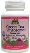 Green Tea Phytosome 50 mg 60 Caps by Natural Factors
