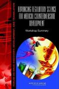 Advancing Regulatory Science for Medical Countermeasure Development