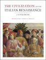 The Civilization of the Italian Renaissance