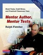 Mentor Author, Mentor Texts