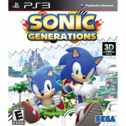 Sega Of America Inc 69055 Sonic Generations