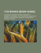 1725 Books (Study Guide)