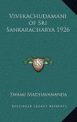 Vivekachudamani of Sri Sankaracharya 1926