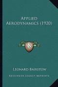 Applied Aerodynamics (1920) Applied Aerodynamics
