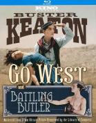 Battling Butler/Go West [Region 1]