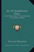 Ko Te Kawenata Hou [LAT]