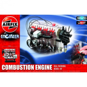 Airfix A42509 Engineer Internal Combustion Engine Educational Construction Kit