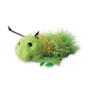 Finger Puppet - Green Caterpillar