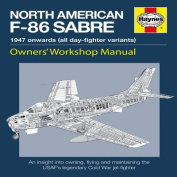Haynes North American F-86 Sabre, 1947 Onwards (All Day-Fighter Variants)