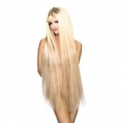 Lady Godiva Long Blonde Wig Length 100cm  - Ladies Fancy Dress