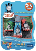 VTech VSmile Thomas & Friends Engines Working Together Learning Game