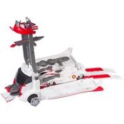 Hot Wheels Speed Racer Mach 6 & Battle Rig