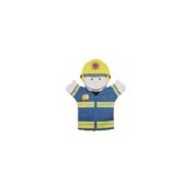 The Puppet Company People Who Help Us Hand Puppets Fireman Hand Puppet