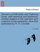 Remains of Nithsdale and Galloway Song