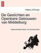 de Gestichten En Openbare Gebouwen Van Middelburg