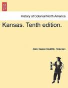 Kansas. Tenth Edition.