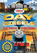 Thomas & Friends Day of the Diesels the Movie Storybook