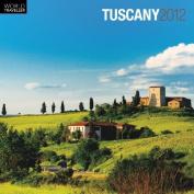 Tuscany 2012 Square 12X12 Wall Calendar