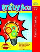 Milliken & Lorenz Educational Press M-P901022LE Brainy Acts