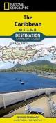 Caribbean: Destination Map