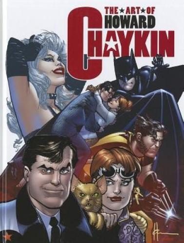 The Art of Howard Chaykin HC by Howard Chaykin.