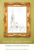 Rural Life and Rural Church