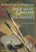 Soodlum's Irish Tin Whistle Tutor - Volume 2