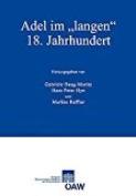 Adel Im 'Langen' 18. Jahrhundert