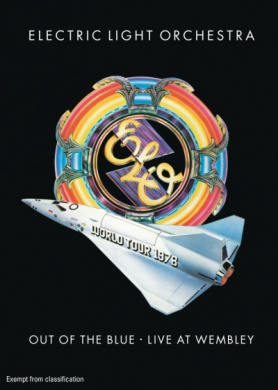 Electric Light Orchestra: Out of the Blue World Tour 1978 - Live at Wembley Stadium