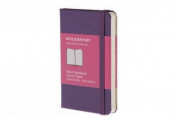 Moleskine Extra Small Ruled Notebook Hard
