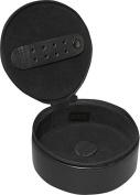 Zippered Jewelry Box (Black)