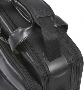 Laptop Briefcase with Retractable Shoulder Strap