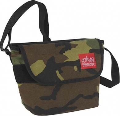 Nylon Messenger Bag (Small)