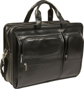 "Hubbard Leather 15.4"" Laptop Case"