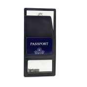 Capital Leather Travel ID Case