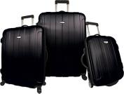 Rome 3-Piece Hardshell Spinner/Rolling Luggage Set