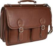 """Hazel Crest Leather 15.4"""" Laptop Case"""