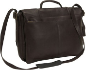 Porthole Briefcase (Black)
