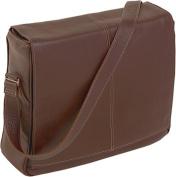 Vernazza Collection San Francesco Leather Messenger Bag