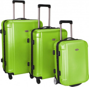 Freedom II - 3-Piece Hardside Spinner/Rolling Luggage Set