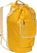 Tall Duffel Bag (Yellow)