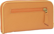 Roomy Zip Clutch Wallet