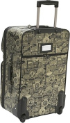 New Travel Print 2 Pc. Luggage Set