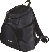 Anti-Theft Backpack (Black)