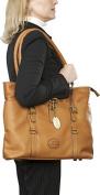 Ladies' Computer Bag (Saddle)