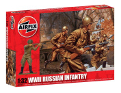 Airfix - 1:32 WWII Russian Infantry