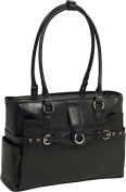 W Series Willow Springs Leather Ladies' Briefcase