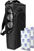 9 Pack Golf Bag Cooler (Black)